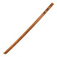 preiswerte Grosse Aktion für Spielzeug und Hobbys-Waffen Schwert Inspiriert von Gintama Gintoki Sakata Anime Cosplay Accessoires Schwert Waffen Holz Mann