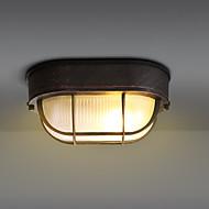 お買い得  壁掛けライト-田舎風 ウォールランプ 屋内 メタル ウォールライト 220V / 110V 3W