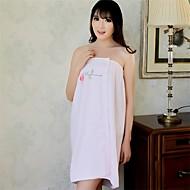 Frisk stil Badekåpe,Mønstret Overlegen kvalitet 100% Bomull Håndkle