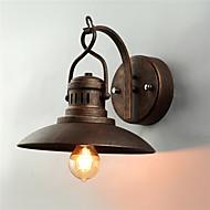 baratos Arandelas de Parede-CXYlight Rústico / Campestre / Vintage / Retro Luminárias de parede Metal Luz de parede 220V / 110V Max 60W / E26 / E27