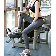Žene Sportski Legging - Color block Medium Waist