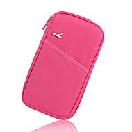 Putni novčanik Prijenosno za Putna kutijaRose Zelen Plava Pink Lila-roza