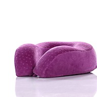 cheap -Travel Pillow for Travel Rest Rubber Fabric