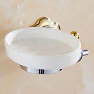 hesapli -Sabunluklar ve Tutucular Çağdaş Pirinç 1 parça - Otel banyo