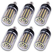 E14 E12 E26/E27 LED Corn Lights T 120 SMD 5736 1200 lm Warm White Cold White 3000/6000 K Decorative AC 85-265 AC 220-240 AC 110-130 V