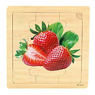 Jouet Educatif Puzzle Jouets Bois Dessin-Animé Pièces Cadeau