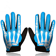 cheap Cycling Gloves-Kingbike Sports Gloves Bike Gloves / Cycling Gloves Windproof Ultraviolet Resistant Wearable Breathable Protective Anti-skidding