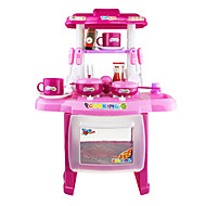 Lasten äiti puutarhan kauneutta keittiö ruoanlaitto lelu lelusarja lapsille ja vanhemmille pelejä pelata