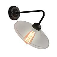billige Vegglamper-AC 100-240 MAX 60W E26/E27 Tradisjonell/ Klassisk Maleri Trekk for Mini Stil,Nedlys Vegglamper Wall Lys