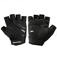 cheap Cycling Gloves-Sports Gloves Bike Gloves / Cycling Gloves Wearproof Anti-skidding Protective Limits Bacteria Lightweight Fingerless Gloves Spandex
