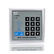 access control id IC-kaart toegang tot een machine card machine