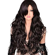 Capless Sexy Club Girl Wearing Wig Fashion Natural Wave High Quality Synthetic Wigs