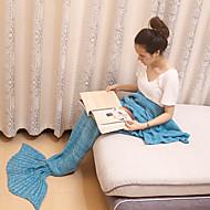 Cobertor de Viagem Portátil para Descanso em ViagensRoxo Amarelo Vermelho Azul Rosa claro