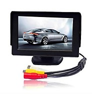 cheap Car Rear View Camera-4.3 inch TFT-LCD Car Reversing Monitor for Car