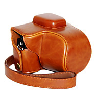 cheap Cases, Bags & Straps-One-Shoulder Bag Dust Proof PU Leather