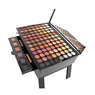 180 Eyeshadow Palette Dry Eyeshadow palette Powder Daily Makeup