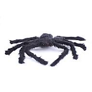 3pcs quot tamanho grande de pelúcia aranha brinquedo divertido para o partido ou bar KTV halloween prop decorat