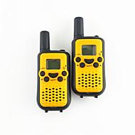 365 Håndholdt Dobbelt bånd k-535 VOX bakgrunnsbelysning Kryptering LCD-display Skan CTCSS/CDCSS Utvalgt samtale <1,5 km
