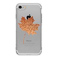 For iPhone 7 etui / iPhone 7 Plus etui / iPhone 6 etui Mønster Etui Bagcover Etui Landskab Blødt TPU AppleiPhone 7 Plus / iPhone 7 /