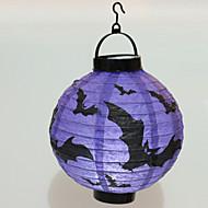 o dia das bruxas suprimentos decorações da festa de iluminação de papel Lanterna de suspensão