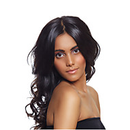 Full Lace Human Hair Wigs Mongolian Virgin Hair Wavy Style Human Hair Full Lace Wigs for Women