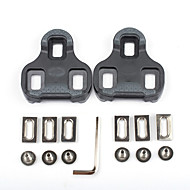 Bike Pedals Non-Skid Durable For Road Bike Cycling Bicycle Synthetic 2 pcs
