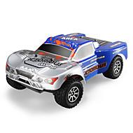 Fjernstyret bil WL Toys A969-B 2.4G 4WD Højhastighed Driftbil Off Road Car Buggy (Offroader) 1:18 Børste Elektrisk 70 KM / H