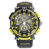 Heren Sporthorloge Militair horloge Slim horloge Modieus horloge Polshorloge Digitaal Japanse quartzLED Chronograaf Waterbestendig