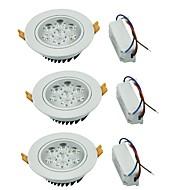 LEDダウンライト 温白色 / クールホワイト LED 3個