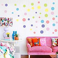 halpa -Muoti / Maisema / Muodot Wall Tarrat Lentokone-seinätarrat Koriste-seinätarrat,PVC materiaali Pestävissä / Irroitettava / Siirrettävä