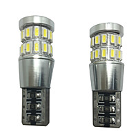 2db 12V 6W t10 LED-busz lámpa LED lámpa led readling rendszám lámpa
