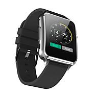 billige Smartklokker-Smartklokke iOS / Android Pekeskjerm / Pulsmåler / Kalorier brent Aktivitetsmonitor / Søvnmonitor / Vekkerklokke / 1.3 MP / 128MB