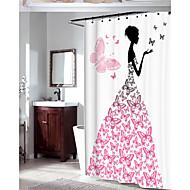 モダン ポリエステル 1.8*2M  -  高品質 シャワー用カーテン