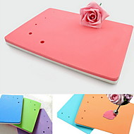 Fondant Cake Decorating Foam Pad Sugarcraft Flower Modelling Pad
