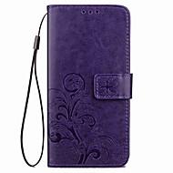 billiga Mobil cases & Skärmskydd-fall för xiaomi redmi not 3 not 4 korthållare plånbok med stativ mönster hela kroppsfall pu läder för xiaomi redmi 4a redmi 4 redmi 3s