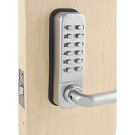 Vanntett håndtak mekanisk kombinasjon lockey digital nummerlås med dødbolt dørkodede lås