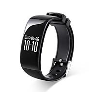 tanie Inteligentne zegarki-Inteligentne Bransoletka na iOS / Android Pulsometr / Spalone kalorie / Długi czas czuwania / Ekran dotykowy / Krokomierze Rejestrator aktywności fizycznej / Rejestrator snu / siedzący Przypomnienie