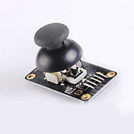 cheap -Crab Kingdom Electronic Components PS2 Game Rocker Module 2 a Loaded