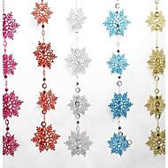 Ornamentos Floco de Neve Residencial Comercial Interior ExteriorForDecorações de férias