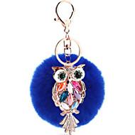 Porte-clés Nouveaux Jouets Jouets Porte-clés Oiseau Métal Bleu Pour Garçons / Pour Filles