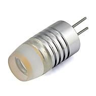 1.5W G4 LED-lamper med G-sokkel T Høyeffekts-LED 120 lm Varm hvit / Kjølig hvit DC 12 V 1 stk.