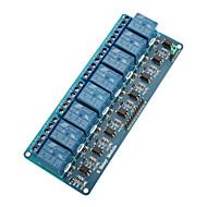 Releu 5V bord modul de 8-canal pentru (pentru Arduino) (funcționează cu oficial (pentru Arduino) placi)