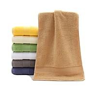 billiga Handdukar och badrockar-Överlägsen kvalitet Handduk, Enfärgad 100% bomull Badrum