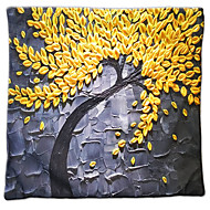 3D The Trees Painting Style Series Of Pattern Painting Style Cloth Pillow No. 1 Fillow Cover