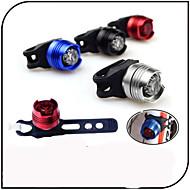 Baklys til sykkel sikkerhet lys LED - Sykling Vanntett Advarsel CR2032 80 Lumens Batteri Sykling-XIE SHENG®