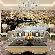 JAMMORY Art Deco Wallpaper Contemporary Wall Covering,Other A Large Mural Wallpaper Fantasy Tree