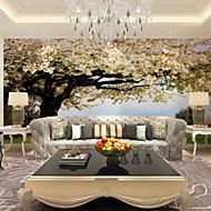 Art Deco Tapet til Hjemmet Moderne Tapetsering , Andre Materiale selvklebende nødvendig bakgrunns Veggmaleri , Tapet