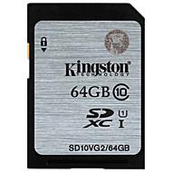 tanie Karty pamięci-Kingston 64 GB Karta SD karta pamięci UHS-I U1 Class10