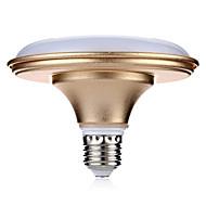 billige Globepærer med LED-1pc 18W 1500lm E26 / E27 LED-globepærer 36 LED perler SMD 5730 Dekorativ Hvit 175-265V / 1 stk. / RoHs