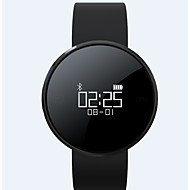 tanie Inteligentne zegarki-Inteligentny zegarek UW01 na iOS / Android Pulsometr / Spalone kalorie / Długi czas czuwania / Ekran dotykowy / Wodoszczelny Rejestrator snu / Znajdź moje urządzenie / 64 MB / Krokomierze